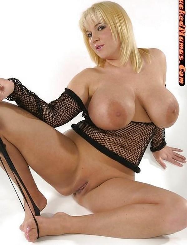 Привлекательные сексапильные блондиночки - фото компиляция 13