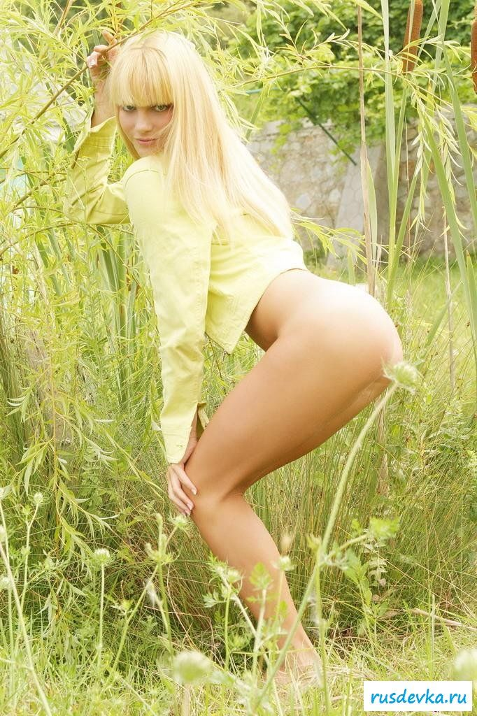 Светлые сисички блонди