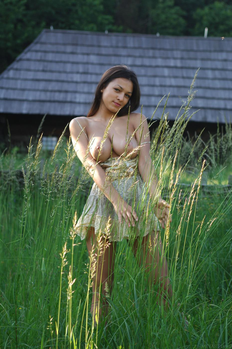 Met-Art представляет галерею с девушкой Sofi A